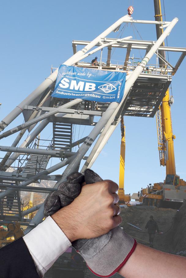 SMB Industrieanlagen GmbH - SMB Industrieanlagen GmbH